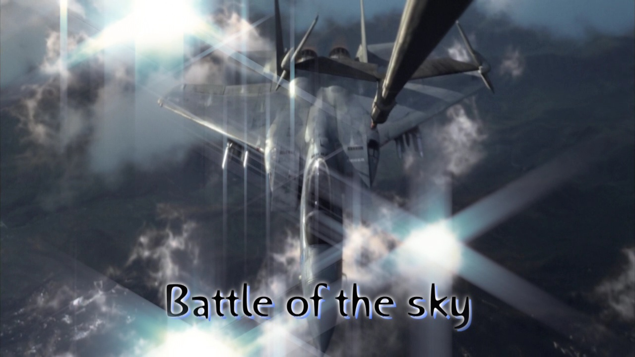 Clip - 155 - Battle of the sky